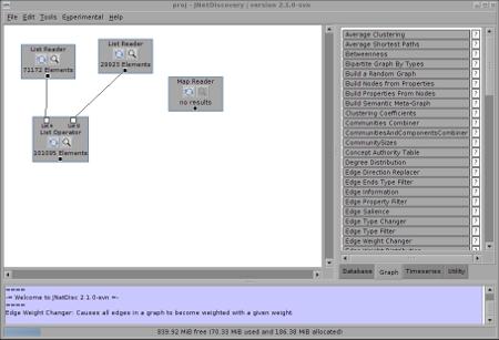 JNetDiscovery Screenshot